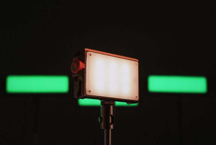Premiera zestawu DMG DASH™ Pocket LED